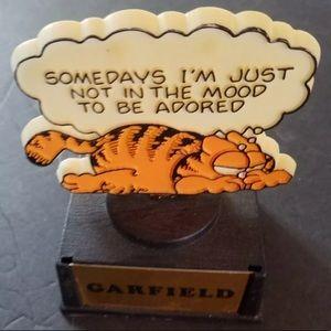 Vintage Garfield Trophy